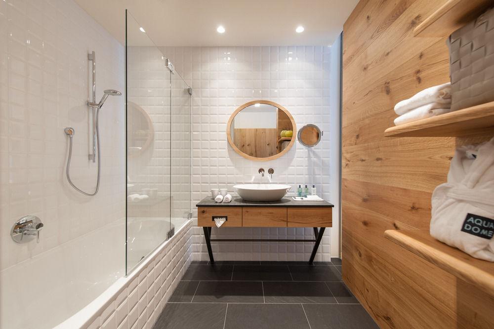 Aqua Dome banheiro - Laguna