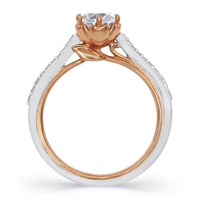 Bela anel noivado - Laguna