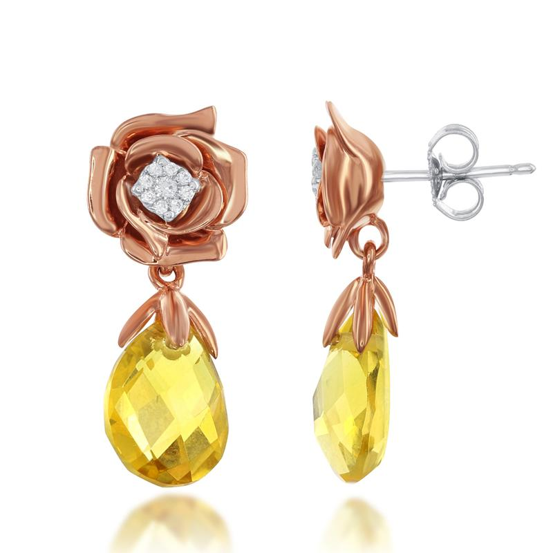 Brinco Bela Enchanted Fine Jewelry - Laguna