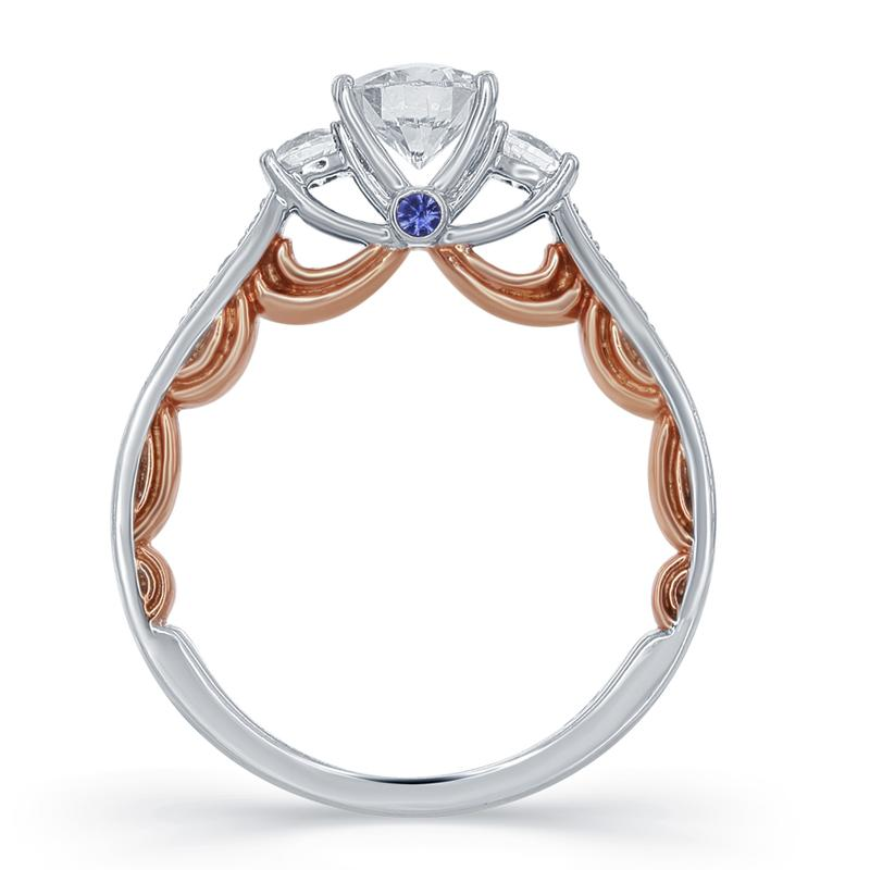 Cinderela anel de noivado - Laguna