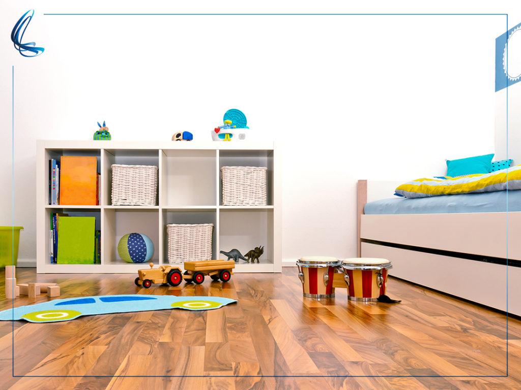 Diversão e organização: ideias para os quartos das crianças