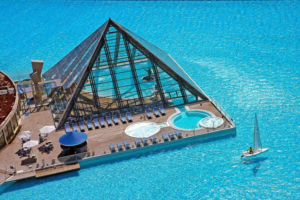 Maior piscina do mundo - Laguna