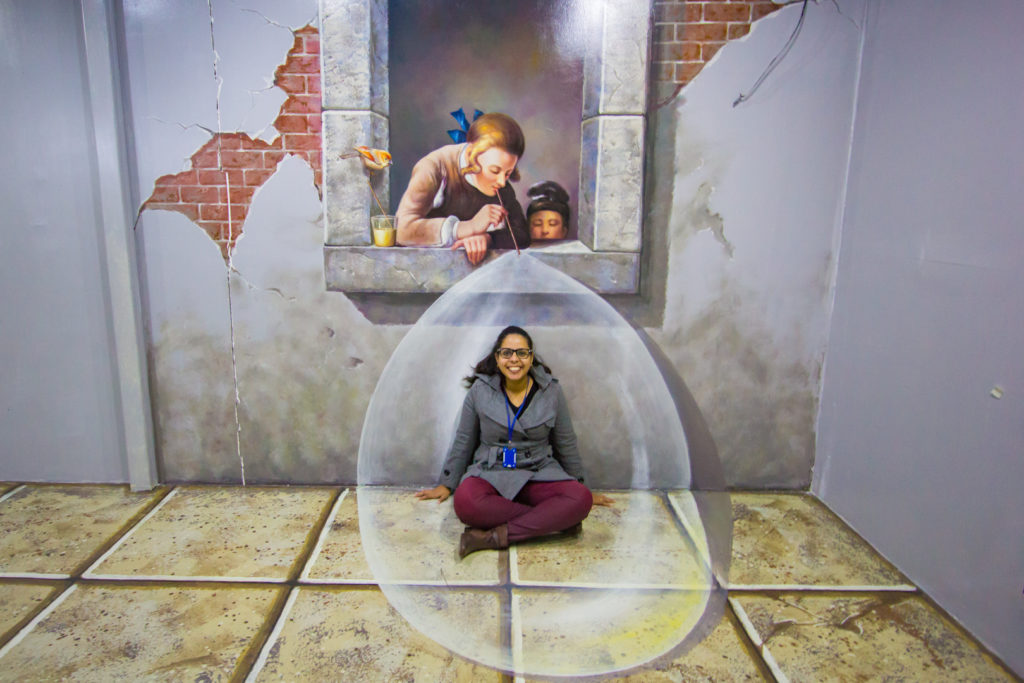 Museu 3D CDE - Laguna