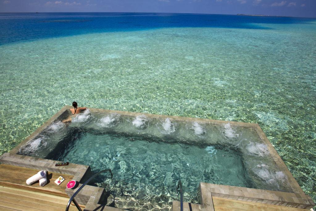 Velassaru Maldives - Maldivas - Laguna