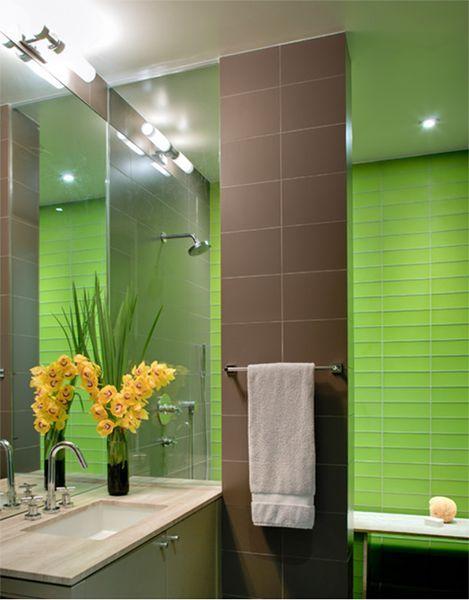 Banheiro Greenery - Laguna