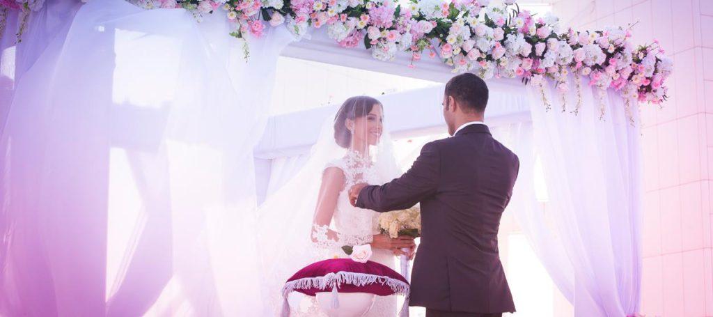 Casar no Burj Al Arab - Laguna