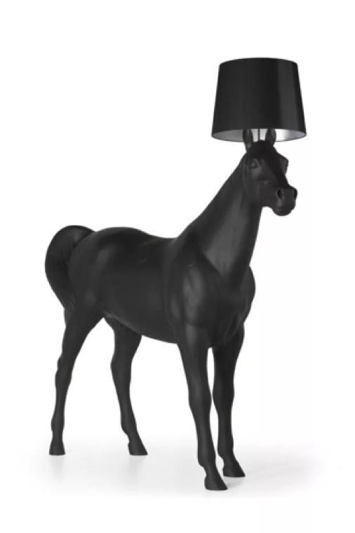 Horse Lamp - Laguna