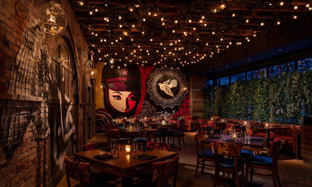 Restaurante NYC Vandal - Laguna