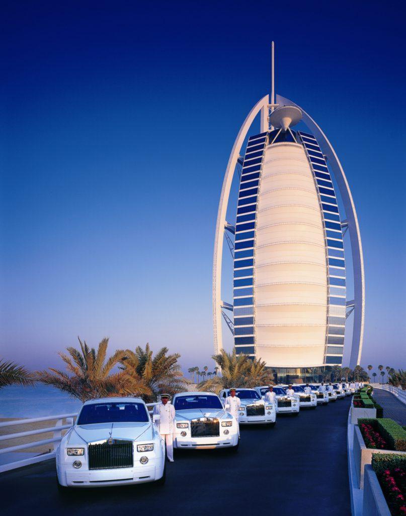 Wedding in the Skies Burj Al Arab - Laguna