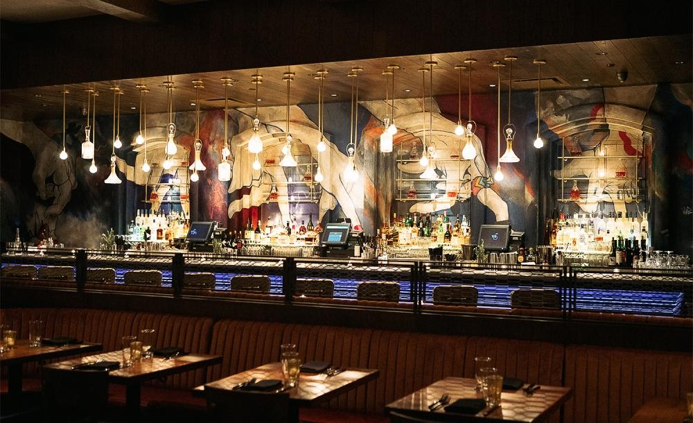 Vandal NYC bar - Laguna