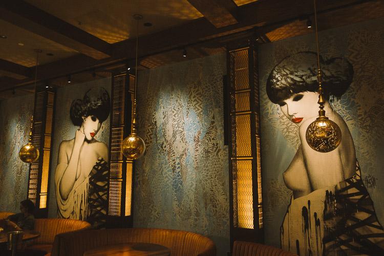 Vandal NYC decor interiores - Laguna
