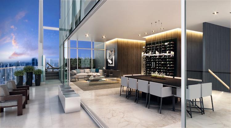 Residencial de luxo no Batel será o mais eficiente do Brasil - Construtora Laguna