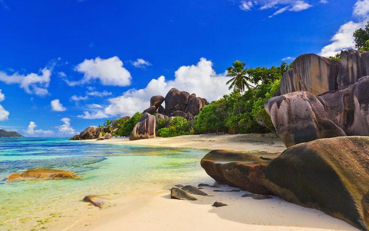 Ilhas Seychelles praias - Construtora Laguna