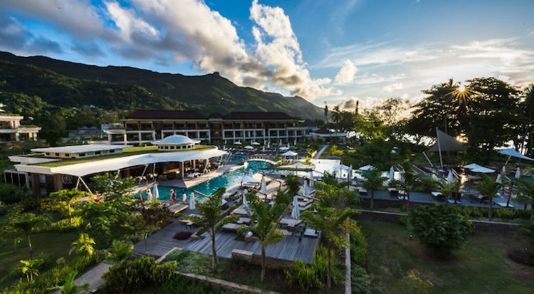 Resorts em Ilhas Seychelles - Construtora Laguna