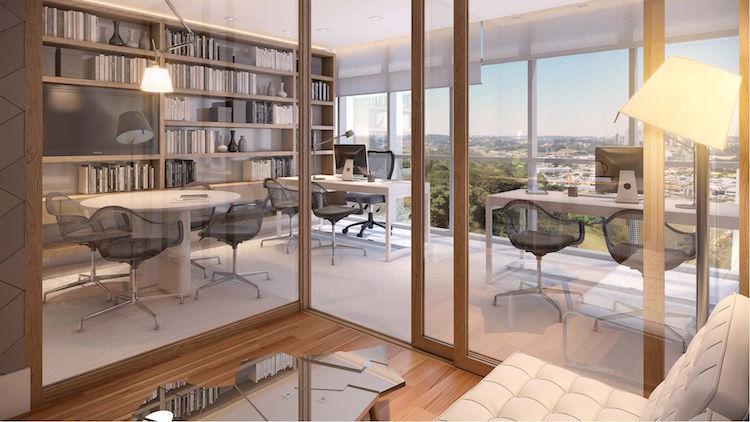 Mostra workplace 3.0: Salão do Móvel de Milão 2017 - Construtora Laguna