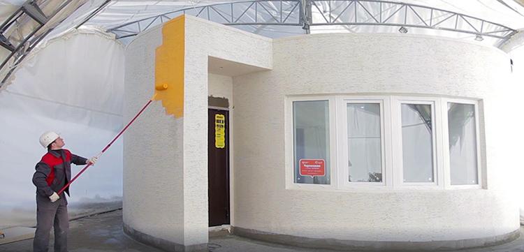 Rússia imprime casa em 3D em menos de 24 horas - Construtora Laguna