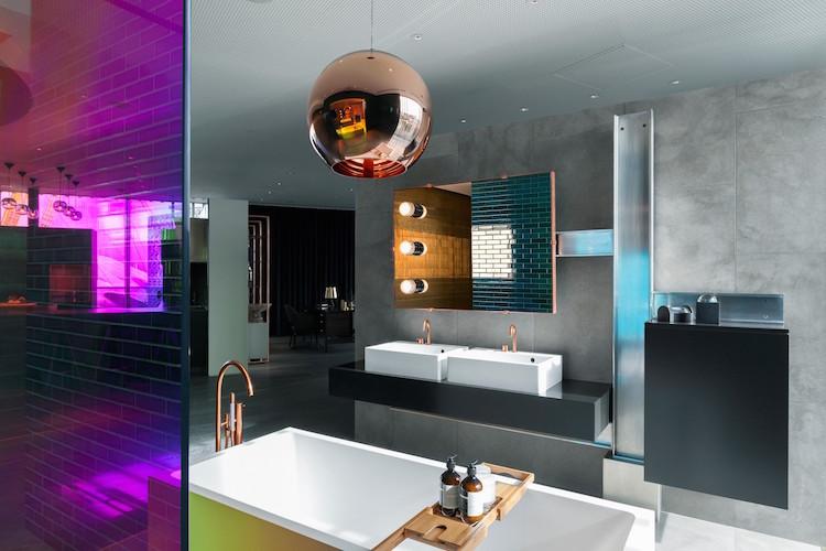 Artigos furta-cor são tendência na decoração - Construtora Laguna
