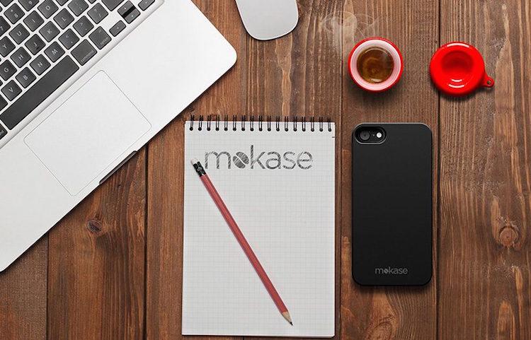 Mokase: capinha de celular faz café expresso - Construtora Laguna