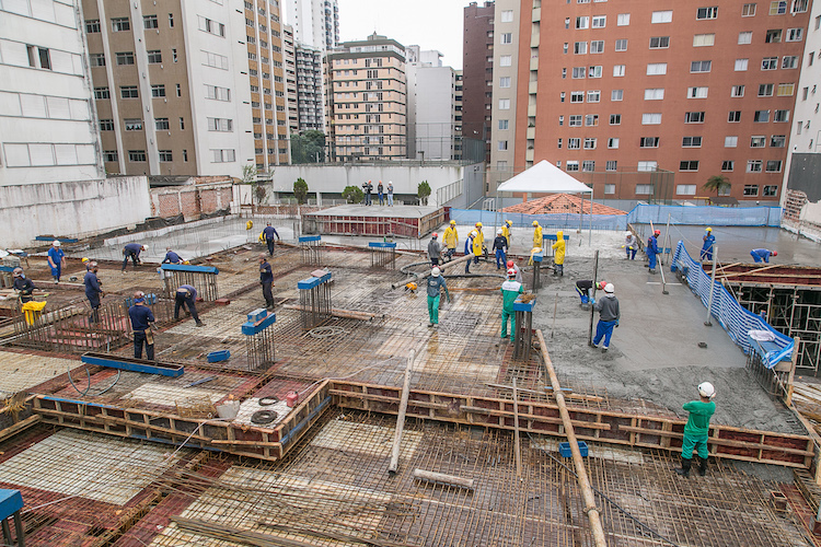 LLUM Batel: Por Dentro da Obra – Construtora Laguna