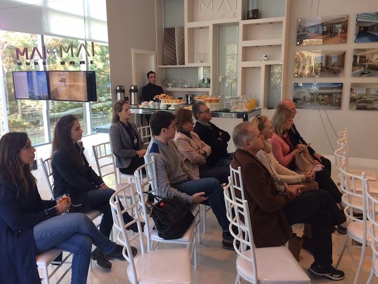 Laguna realiza o primeiro evento de Status da Obra do empreendimento MAI Home - Construtora Laguna