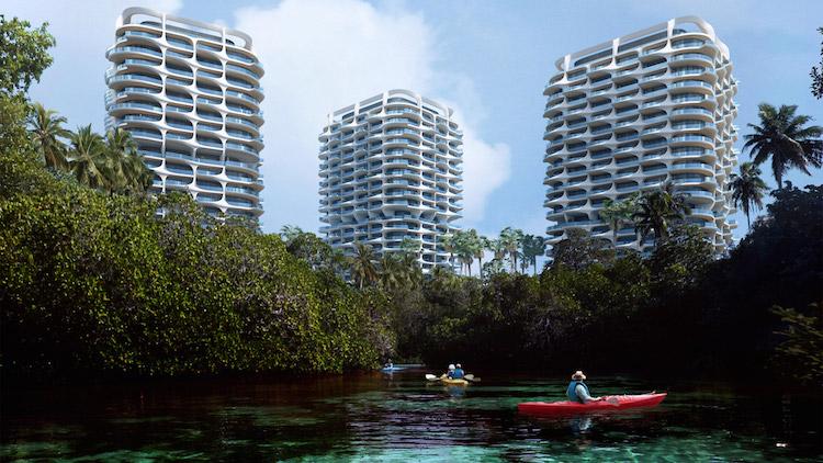 Alai: condomínio sustentável do escritório Zaha Hadid Architects - Construtora Laguna