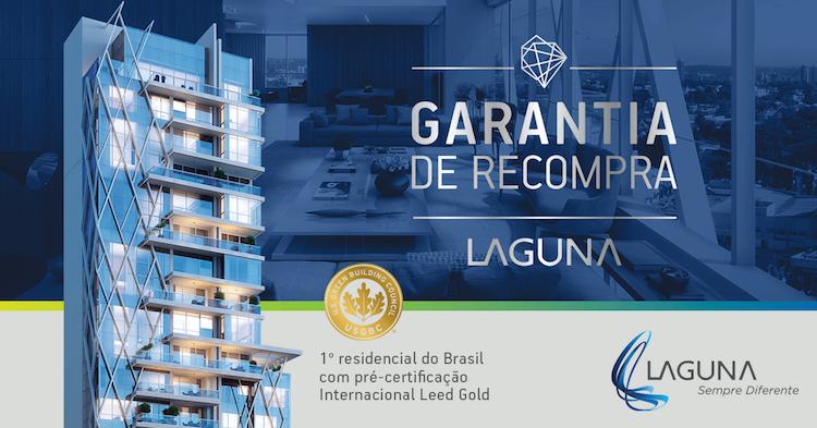 Construtora Laguna lança campanha de recompra inédita no Paraná - Construtora Laguna
