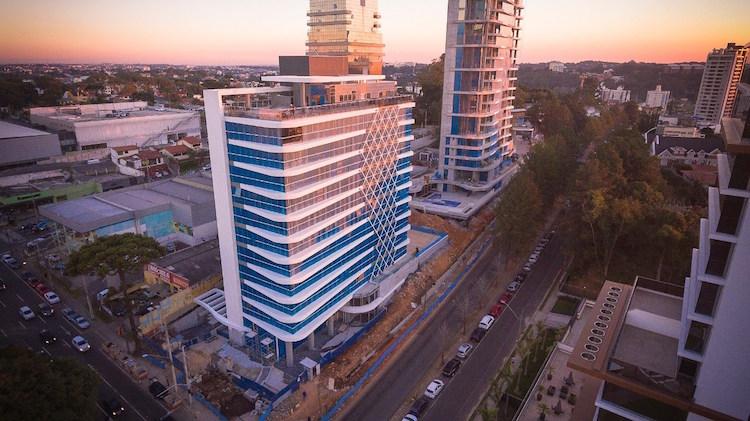 Construtora Laguna contribui para uma Curitiba mais sustentável - Construtora Laguna