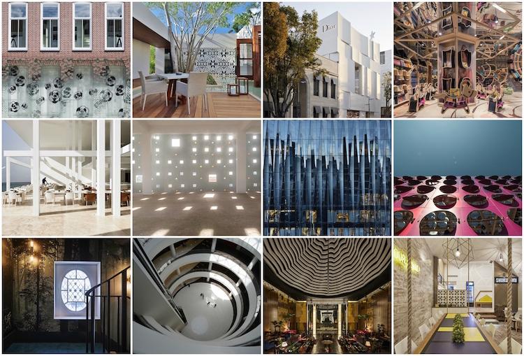 Os projetos comerciais mais bonitos do ano eleitos pelo Prix Versailles - Construtora Laguna