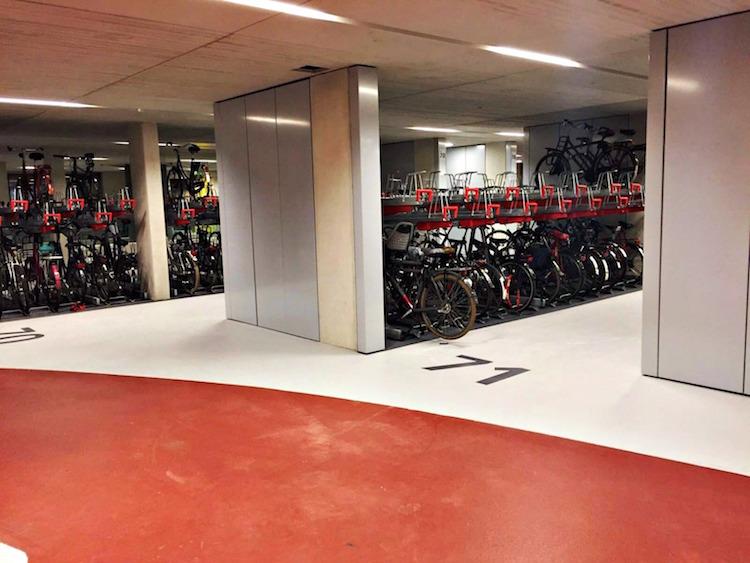 Holanda inaugura maior bicicletário do mundo - Construtora Laguna