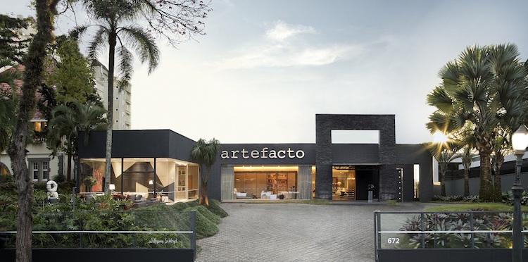 Mostra Artefacto Curitiba 2017 - Construtora Laguna