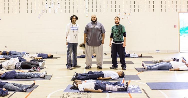 Escola adota meditação para melhorar comportamento dos alunos - Construtora Laguna