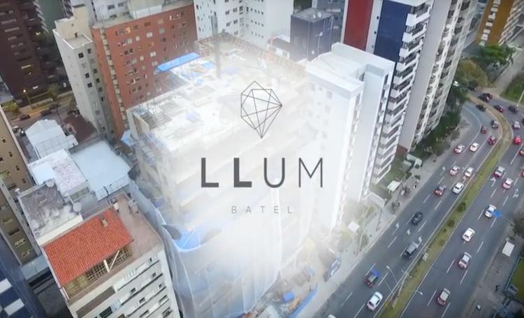 Por Dentro da Obra LLUM Batel Setembro 2017 - Construtora Laguna