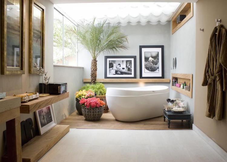 Que plantas ter no banheiro - Construtora Laguna