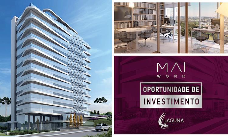 MAI Work: oportunidade de investimento - Construtora Laguna