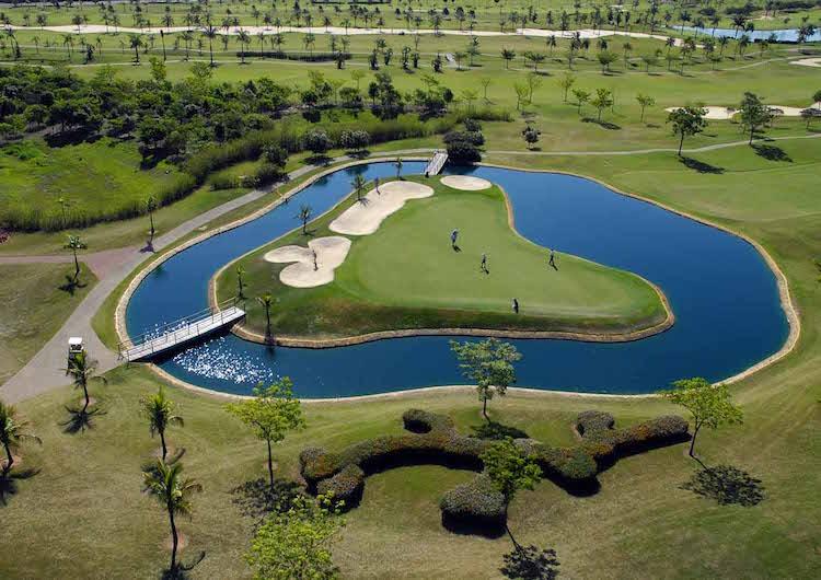 Os melhores campos de golfe do Brasil - Construtora Laguna
