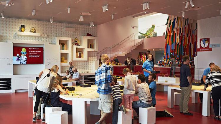 LEGO House: dê asas a sua imaginação - Construtora Laguna
