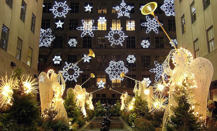 Destinos para quem ama o Natal - Construtora Laguna