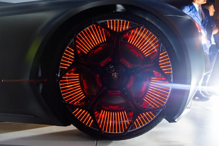 Lamborghini criará supercarro elétrico que se autocarrega - Construtora Laguna
