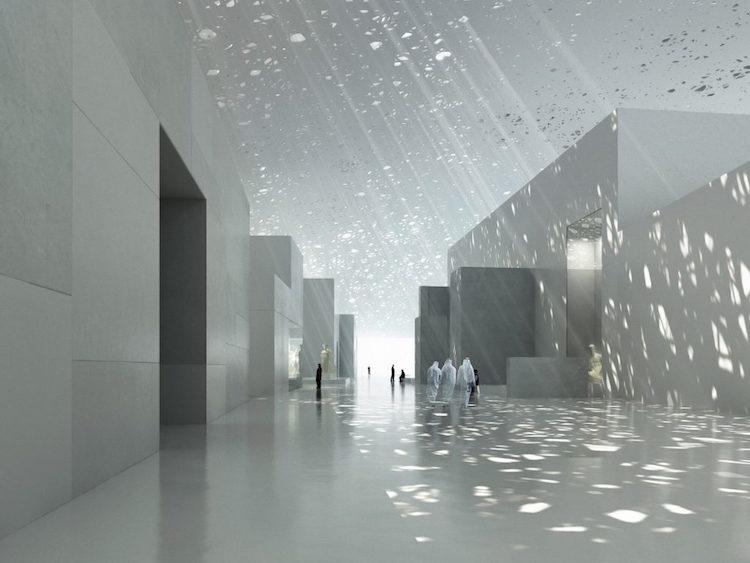 Louvre Abu Dhabi é inaugurado - Construtora Laguna