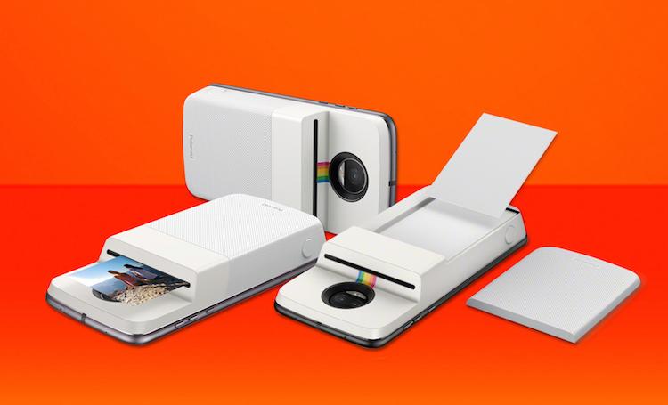 Motorola lança acessório que imprime fotos - Construtora Laguna