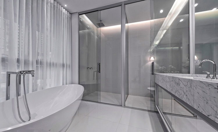 Salas de banho: a evolução do banheiro - Construtora Laguna