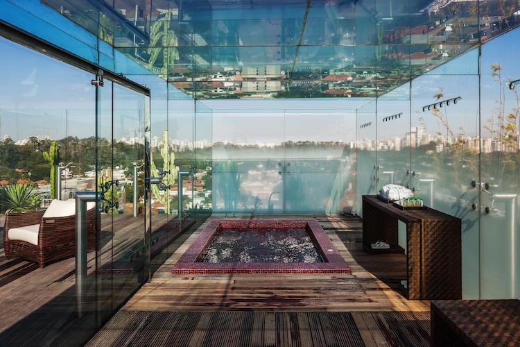 As suítes mais luxuosas do mundo - Construtora Laguna