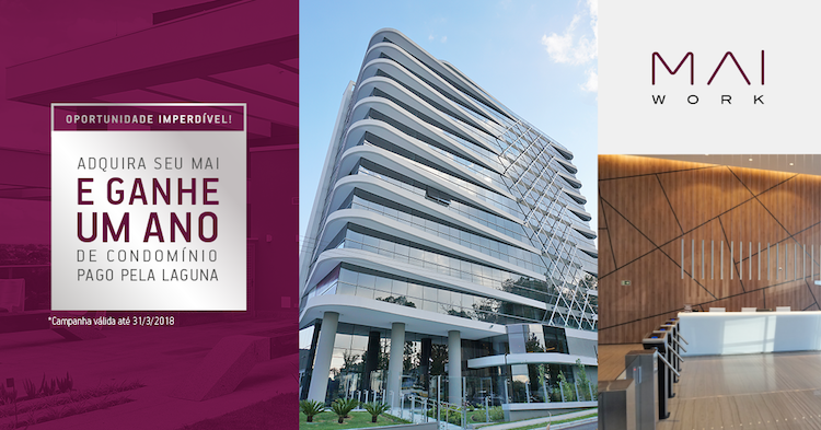 Laguna pagará um um ano de condomínio para novos clientes - Construtora Laguna