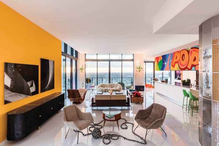 Decor trends: livings para se inspirar - Construtora Laguna