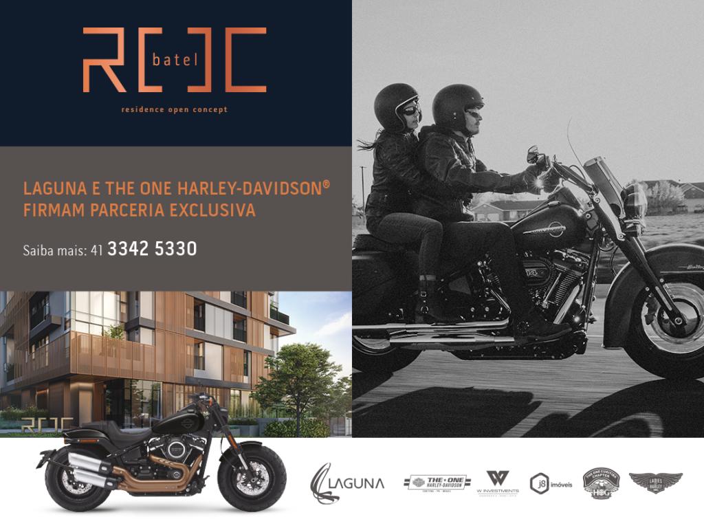 Viajar de moto ROC Batel - Construtora Laguna