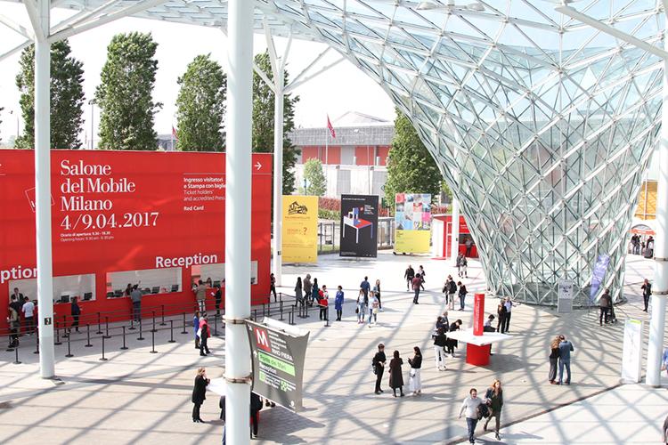 Semana do Móvel de Milão 2018 - Construtora Laguna