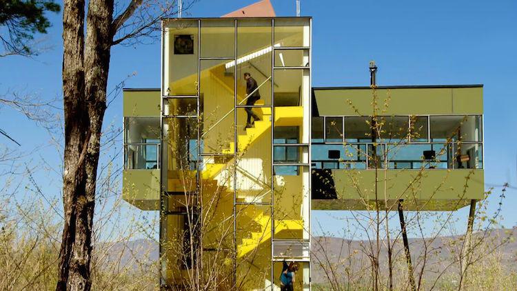 Séries para quem é apaixonado pela arquitetura - Construtora Laguna