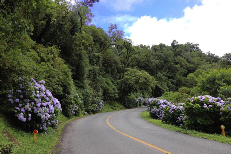 Viajar de moto pela Estrada da Graciosa-PR - Construtora Laguna