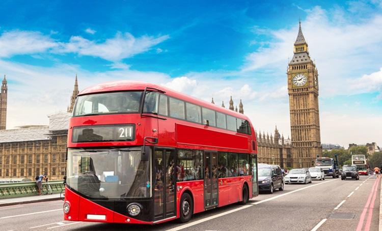 Desenvolvimento sustentável Londres busca diminuir o uso de carros - Construtora Laguna