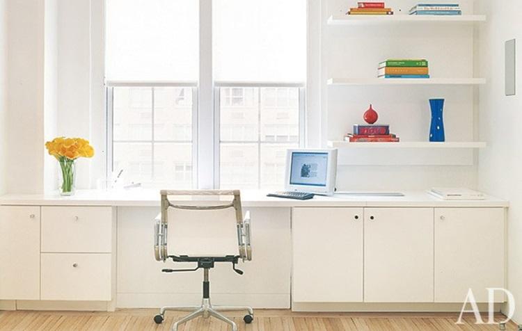 Escritórios para inspirar a produtividade - branco - Construtora Laguna